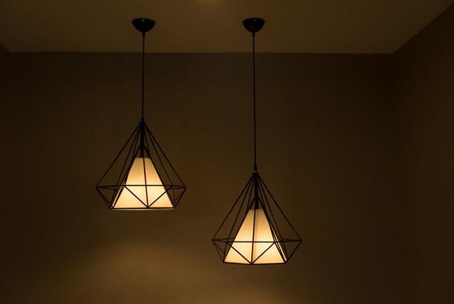 Two Pendant Lamp