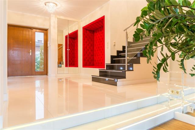 Luxurious Modern Villa Interior