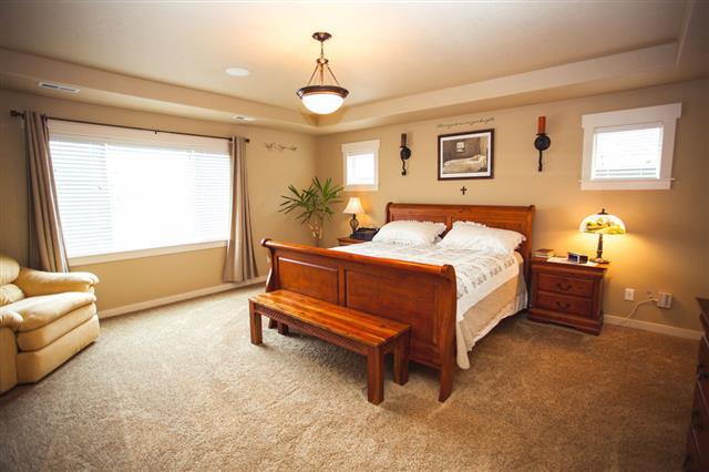 Luxury Hotel Or Bedroom