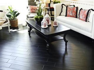 Hardwood Flooring In New Home