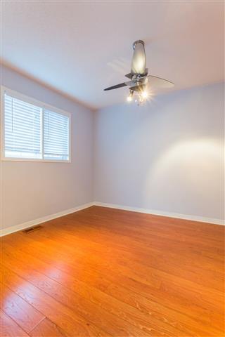 Empty Bedroom Interior Design
