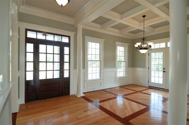 Beautiful New Foyer