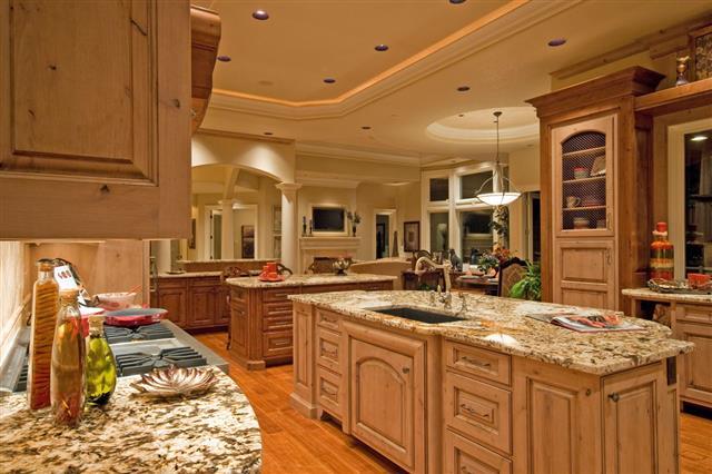 Huge Victorian Kitchen