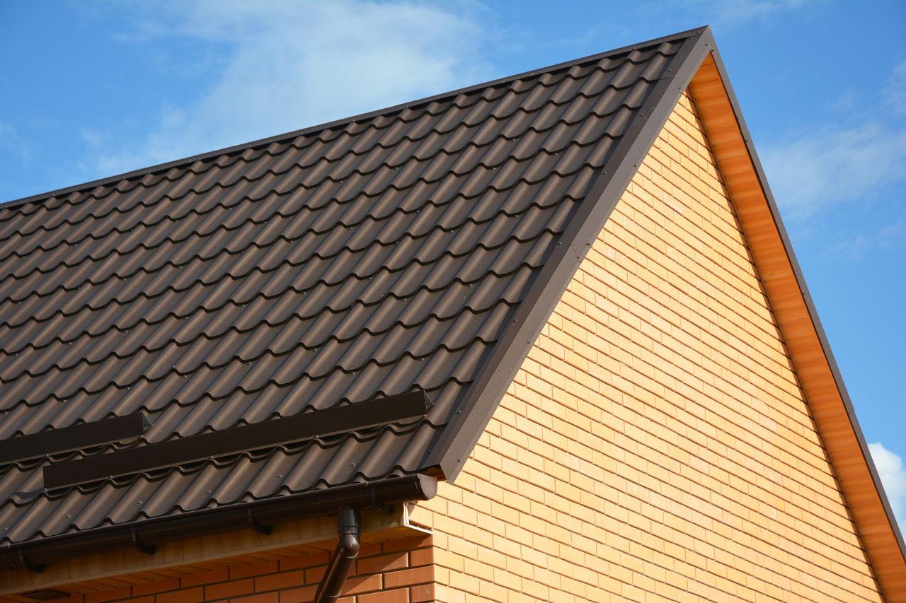 Roof pitch factors for Toit de tole