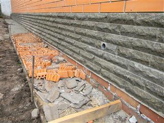 Building Foundation Waterproofing