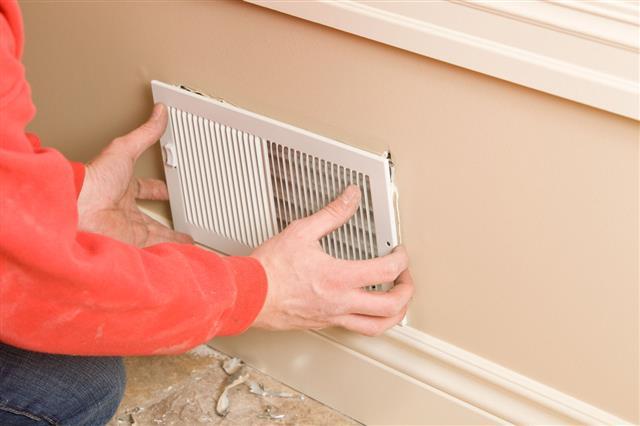 Installing Residential Room Vent