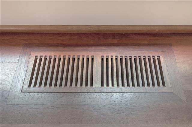 Wood Floor Vent Cover