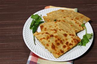 Mooli Or Radish Paratha