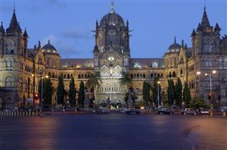 Formerly Victoria Terminus In Mumbai