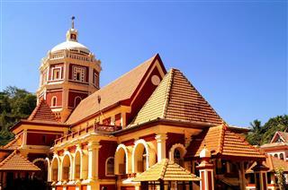 The Famous Shanta Durga Temple