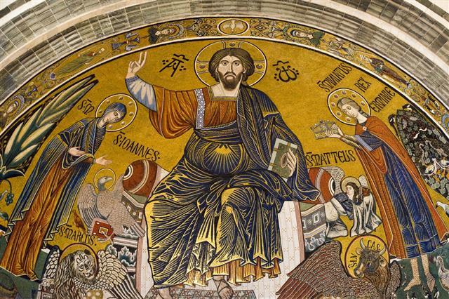 Basilica Of San Miniato Al Monte Florence