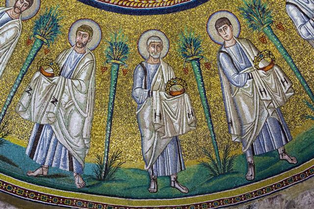 Arian Baptistry Ravenna Italy
