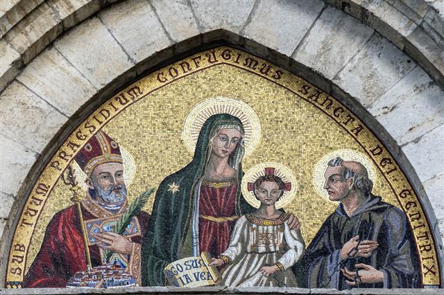 Collegiate Of Saints Leonardo And Cassiano