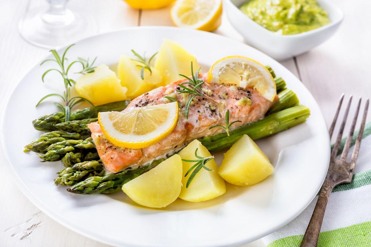 Potassium in diet