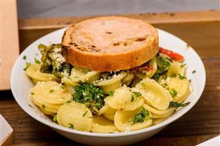 Bowl Of Orrechiete Pasta