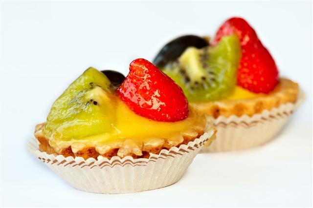Italian Pastry Fruit Tart