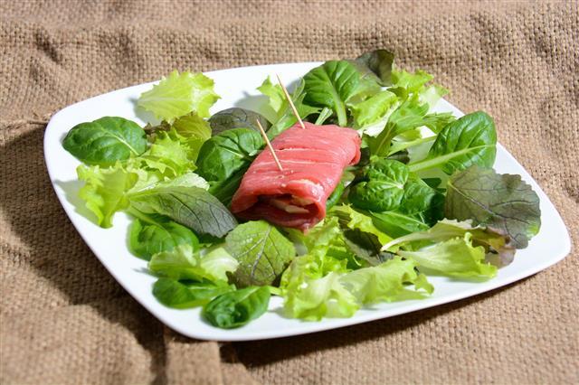 Italian Meat Rolls