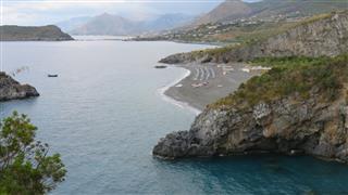 Arcomagno Beach Italy