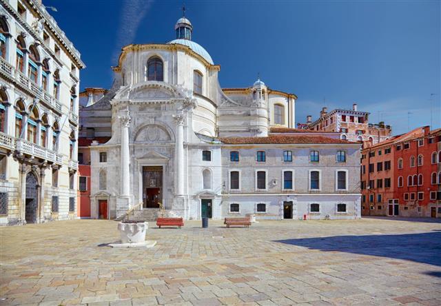 Church San Geremia In Venice Italy  0 / 100