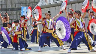 Dance Entertainment Festival Hamakoi