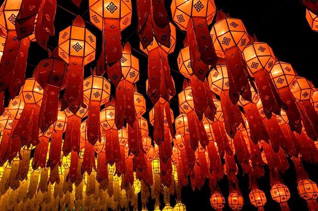 Yeepeng Festival Lamp