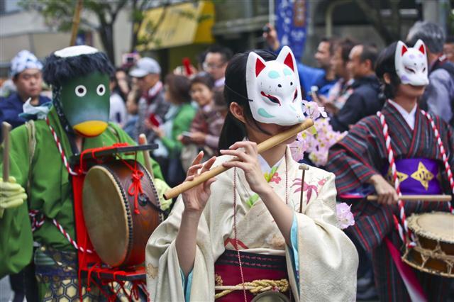 Ichiyo Sakura Matsuri Festival