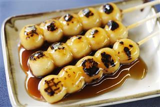 Japanese Sweet Dumpling