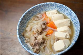 Japanese Cuisine Nikudofu