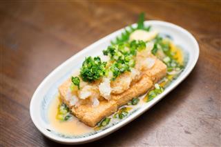 Japanese Cuisine Aburaage