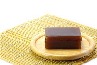 Japanese Sweet Dessert Yokan