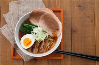 Japanese Cuisine Ramen