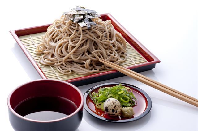 Soba Noodle Meal