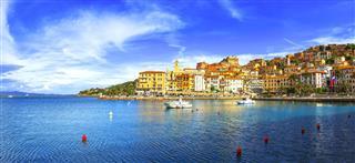 Porto Santo Stefano Seafront