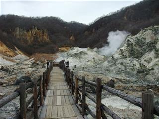 Hell Valley Jigokudani