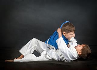 Judo Capture