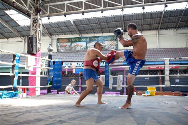 Martial Arts Practice