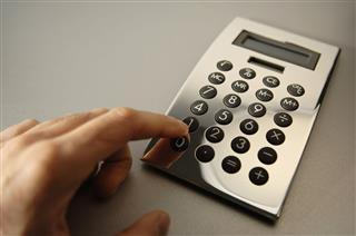 Silver Calculator Series