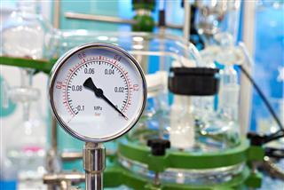 Manometer Pressure Gauge