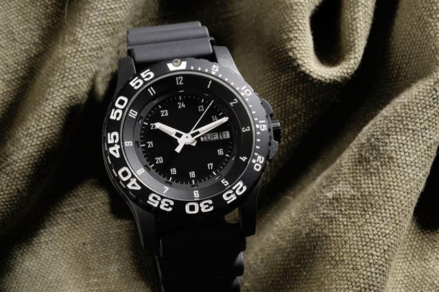 Tritium Military Watch