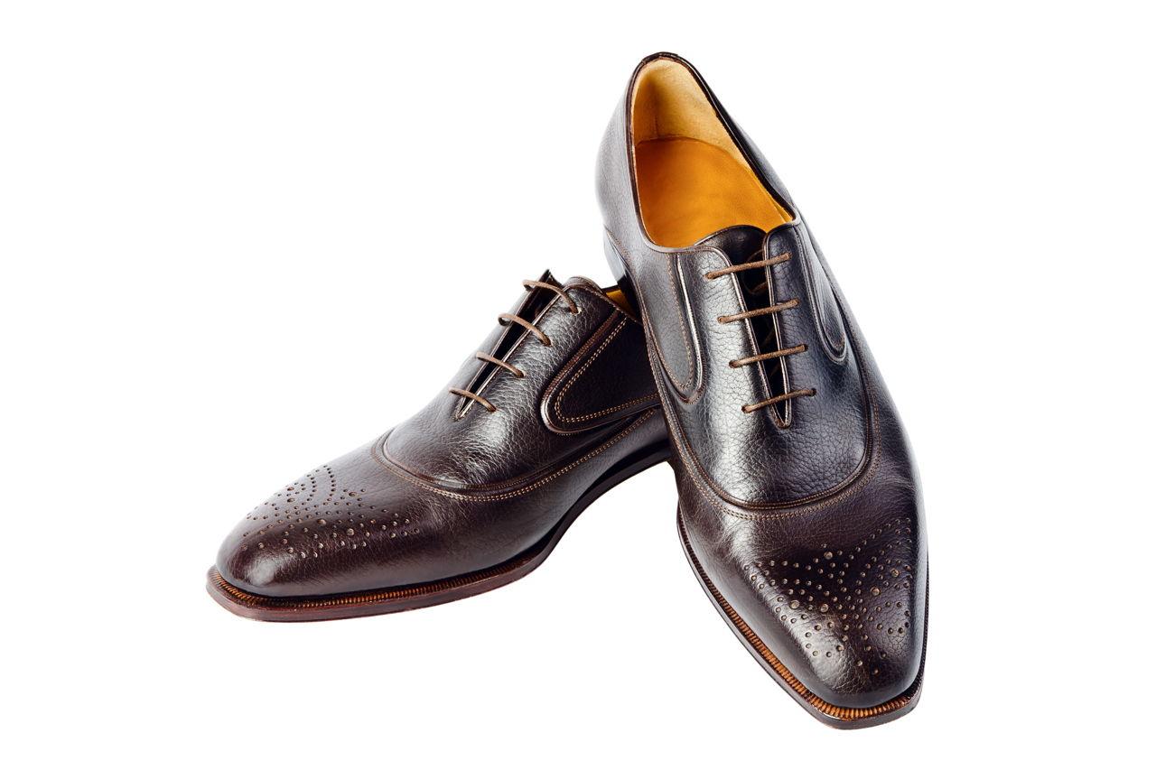 Leather Shoes Vinegar