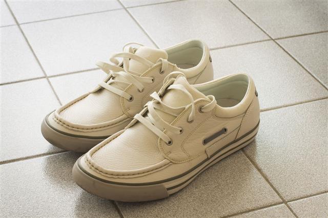 White Mens Shoes