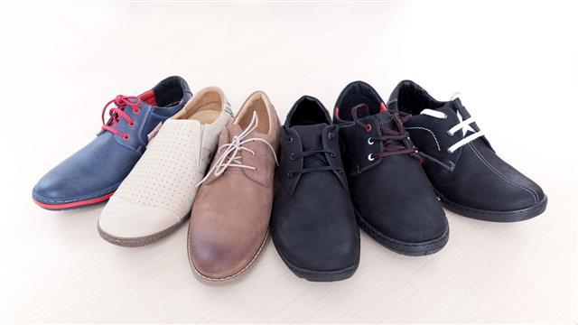Shoe Sale Shopping