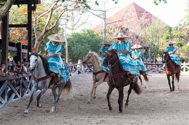 Fiesta Charra Show