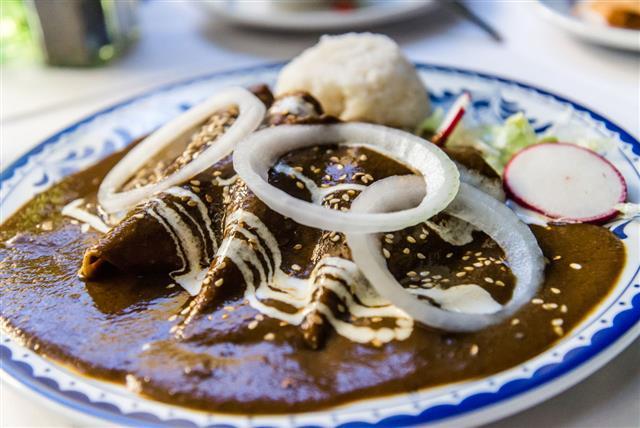 MexicO's Mole Sauce