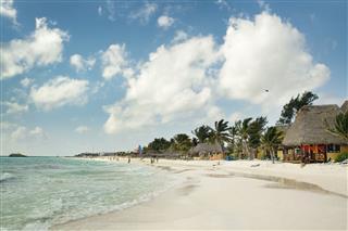 Playa Del Carmen Beach Mexico