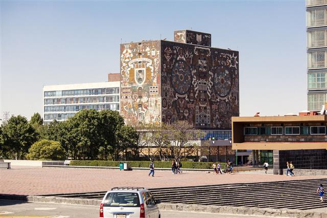 Unam University Library