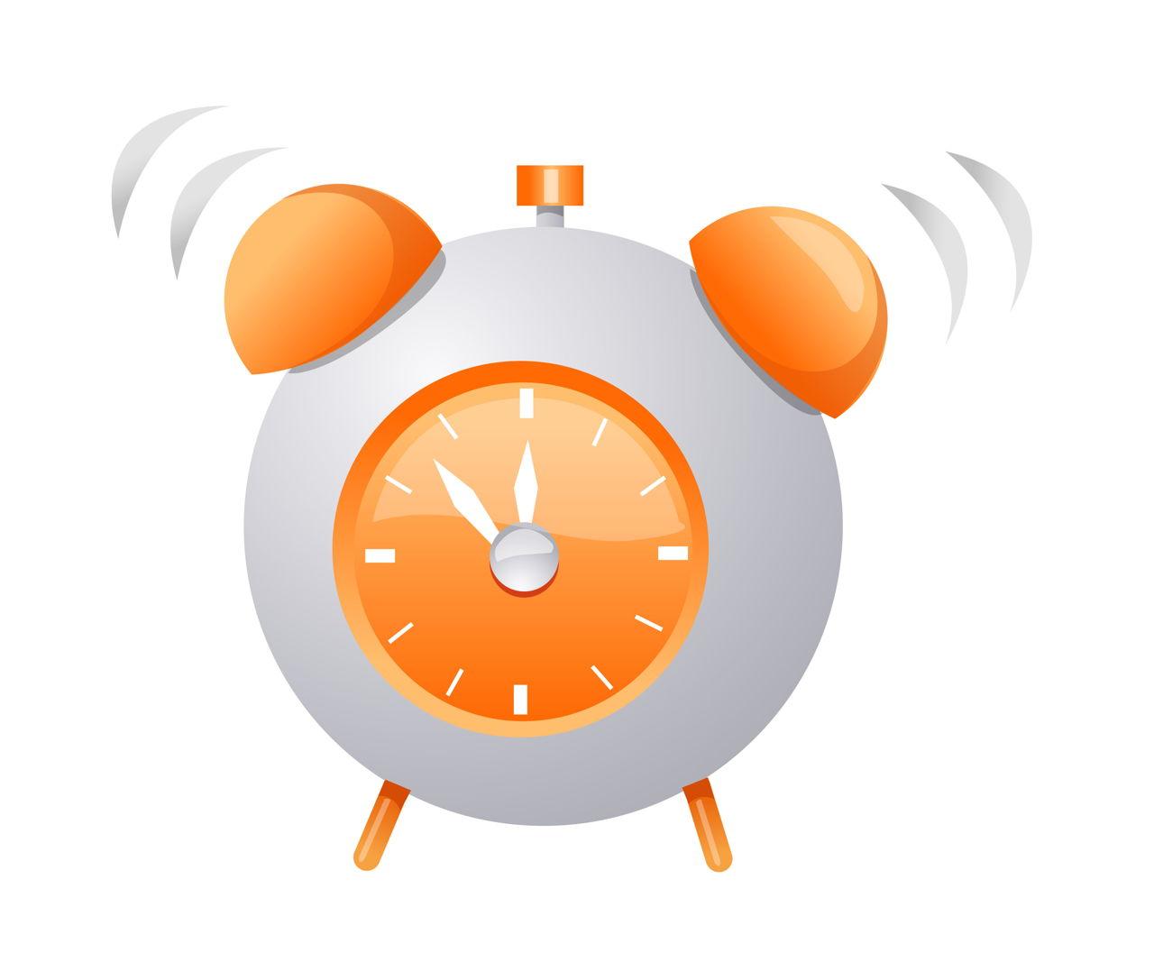 How to Set a Windup Alarm Clock