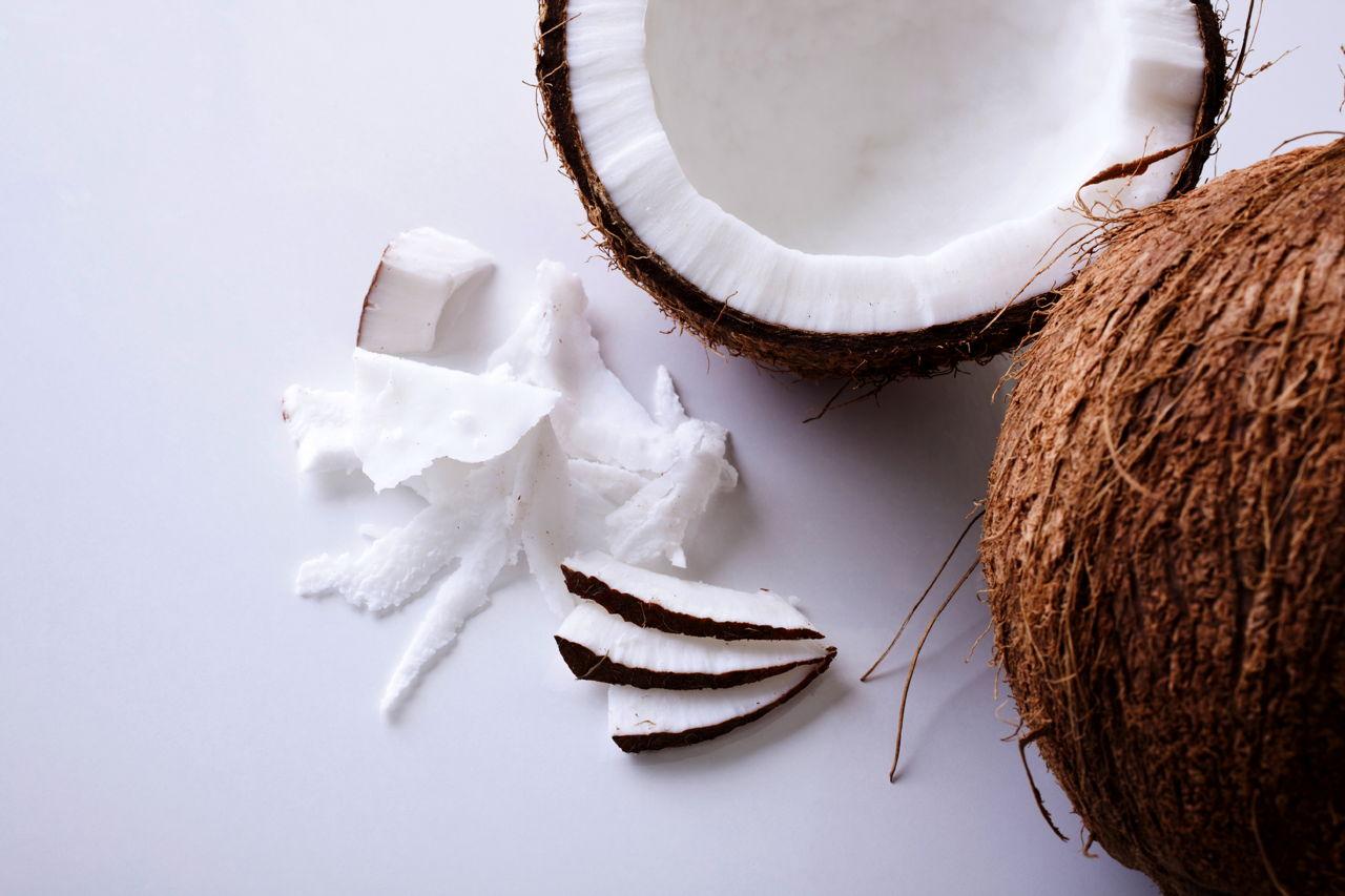 Desiccated Coconut Calories