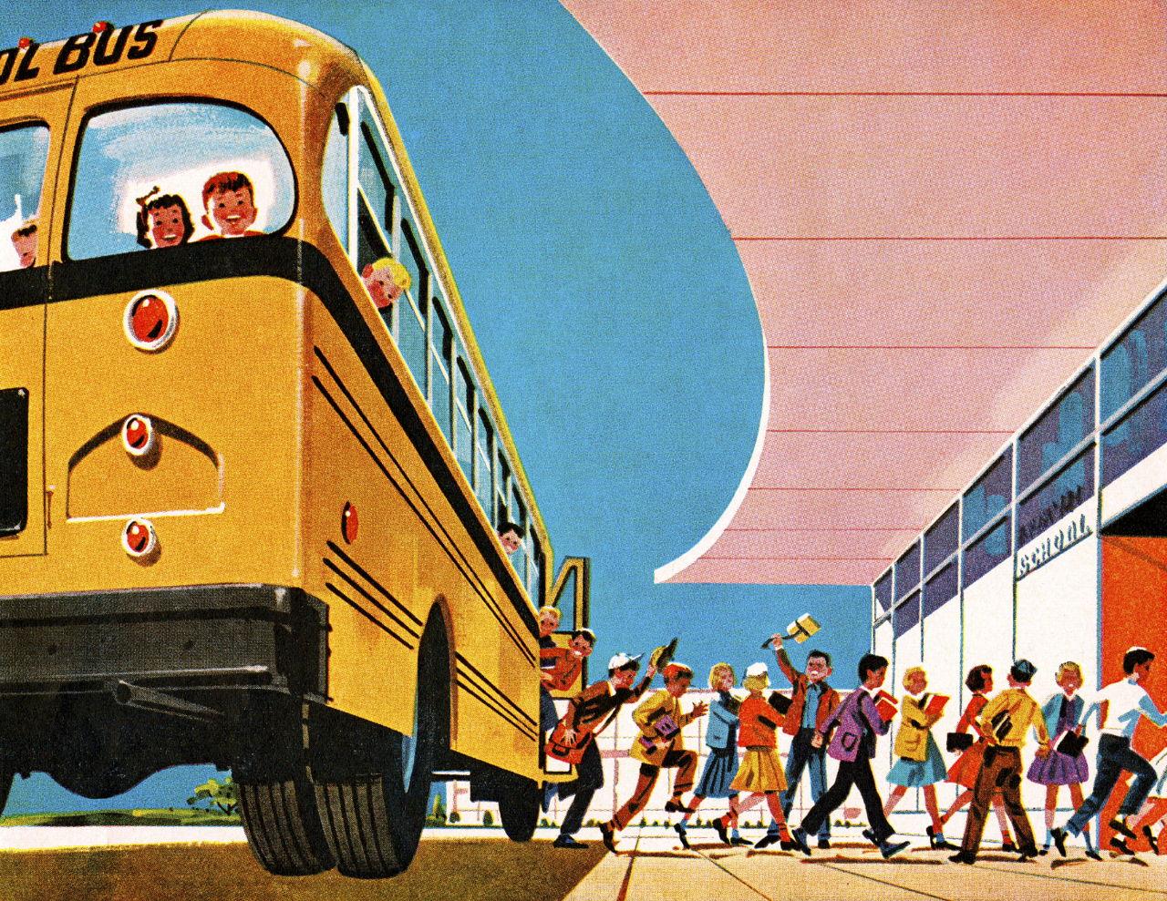 School Bus Driver Salary