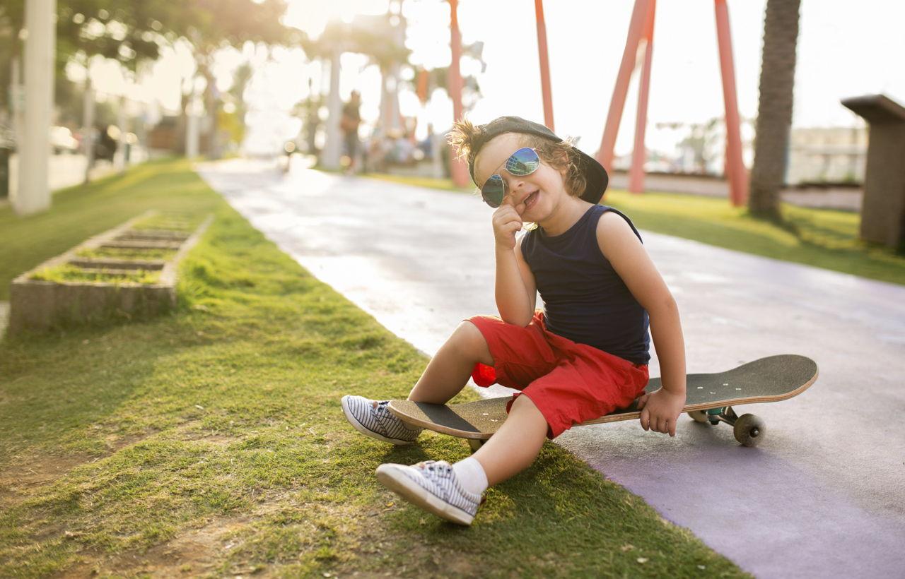 Underarm Odor in Children
